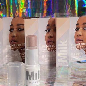 3x 3g MILK Makeup Highlighter in Turnt 9g total